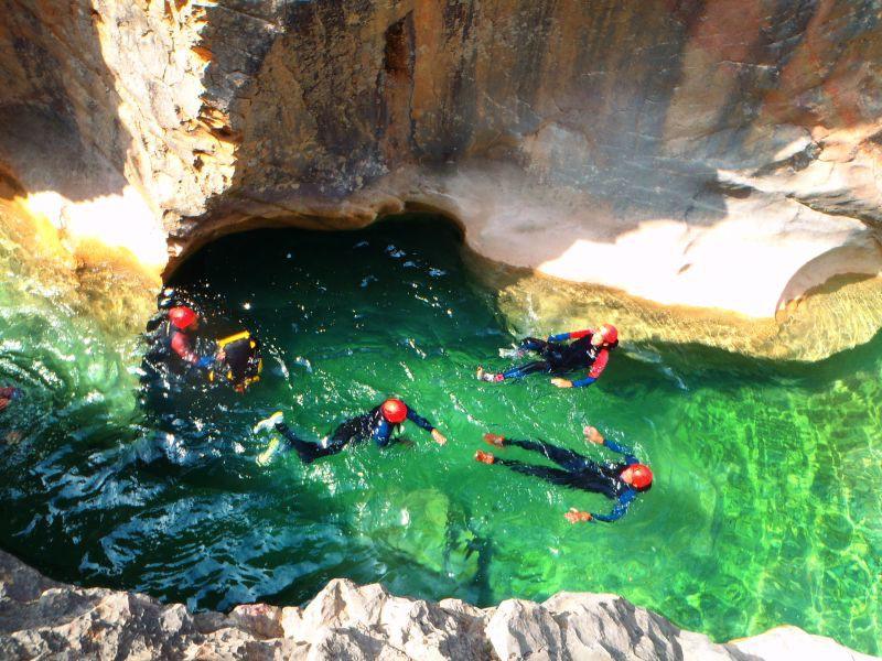 Barrancos Guara