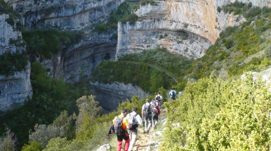 Cuevas y abrigos del cañón del Vero