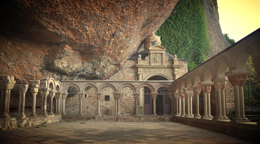 monasterio románico Jaca