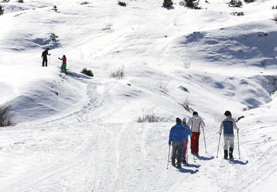 Escapada A La Nieve Para Familias Con Niños Pirineo
