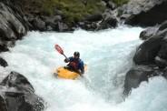 Cursos de kayak y piragüa en el pirineo