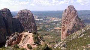 Rutas y Excursiones por el reino de los Mallos