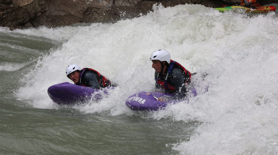 Rafting e hidrospeed