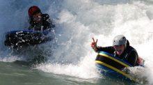 Rafting e hidrospeed