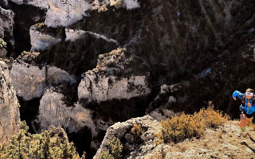 Prepirenaica Trail. 8 etapas. Gran trekking del prepirineo