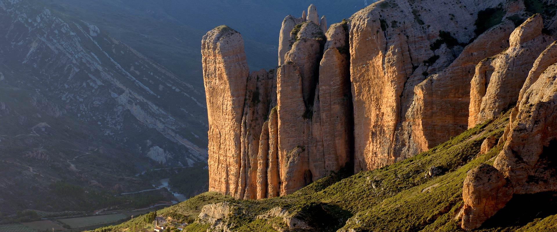 Travesia GR1 trail sendero historico