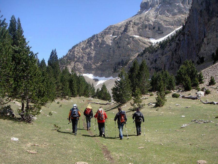 GR-15 Trekking transpirenaico del Cotiella y Turbón. 5 días