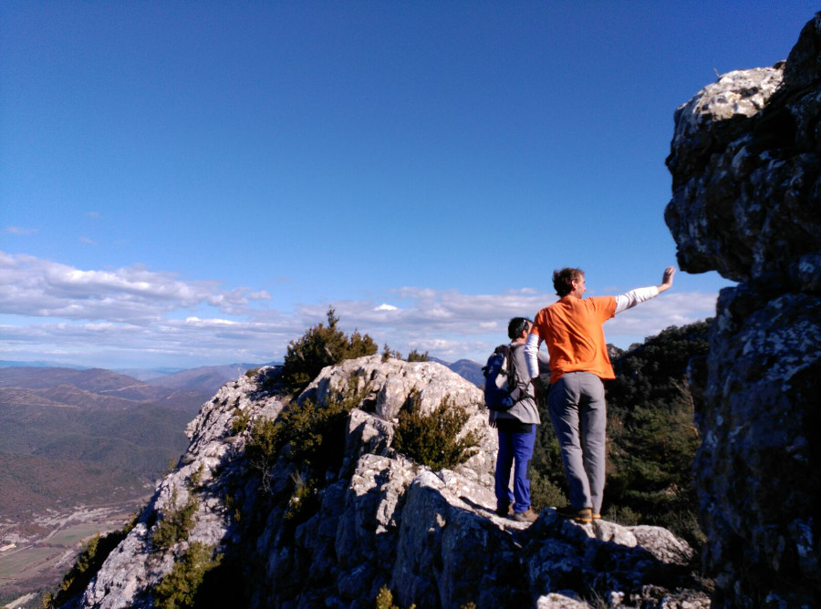 "Self-guided trekking routes ""Destination Murillo"""