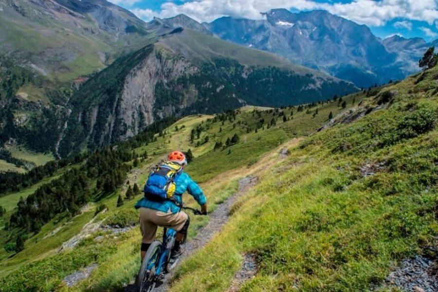 Trans Nomad Travel 4 etapas. Cicloalpinismo en el Pirineo