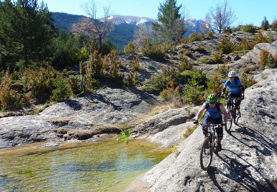 Enduro MTB BGuaraEssential enduro routes in Nocito